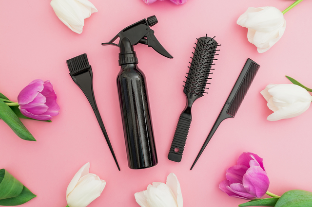 美容師 道具