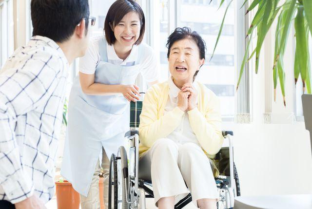 高齢者のご家族とのコミュニケーション